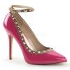 AMUSE-28 Hot Pink/Rose Patent